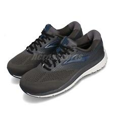 Brooks Addiction 14 4E Extra Wide Grey Blue Men Running Shoes Runner 110317 4E