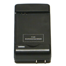 External Battery Wall Travel Charger Plug for Samsung Galaxy S4 S3 i9300 i9500