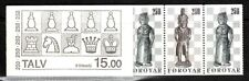 Faroe Islands 1983 Chess Booklet Complete #94a  ==DEALER LIQUIDATION SALE==