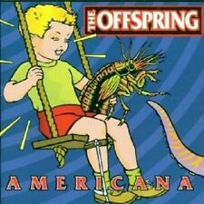 THE OFFSPRING - AMERICANA  CD +++++++++++13 TRACKS    NEU