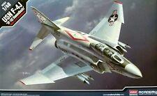 """Academy 1:48 F-4J fantasma """"VF-102 kit modelo de aviones Diamondbacks"""" USN"""