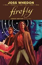 Firefly Legacy Edition Book Two, Whedon, Roberson, Jeanty, S+-