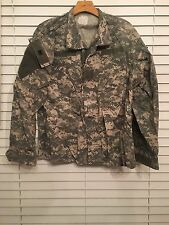 U.S. Digicam Military Coat Army Combat Uniform Rip Stop Size Medium Regular