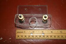 """Router/inlay/engraving base w/3/4"""" thread suitable for Dremel Tool etc."""