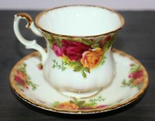 Old Country Roses Royal Albert Teacup Coffee Cup & Saucer Set-SMALL
