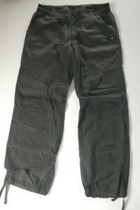Mammut Gr. 52 / XL Boulderhose / Freizeithose / Outdoorhose - grau - Baumwolle