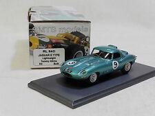 1/43 RL84D Jaguar E Tipo ligero Tommy Atkins por SMTS