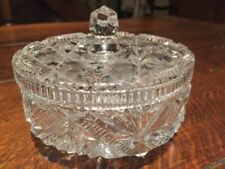 Clear Germany Crystal & Cut Glass Bowls