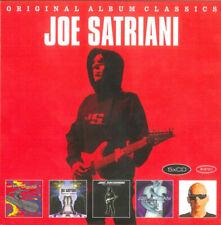 Joe Satriani - Original Album Classics (2013)  5CD Box Set  NEW  SPEEDYPOST