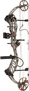 2019 Bear Archery Approach RTH 60# RH Realtree Edge Bow w/ Arrows & Release