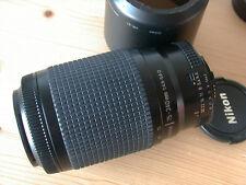 Nikon Nikkor 75-240mm D