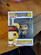 Funko Pop! Movies Shrek - Puss In Boots #280 Vaulted Vinyl Figure