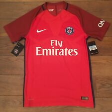 NIKE Paris Saint Germain PSG AEROSWIFT AWAY MATCH  AUTHENTIC M Rouge Neuf