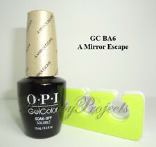 OPI GelColor Alice Through The Looking Glass A Mirror Escape GC BA6 LED/UV gel