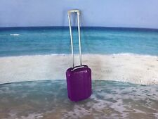 BARBIE BRATZ MY SCENE  DOLL PURPLE TRAVEL LUGGAGE SUITCASE OPENS