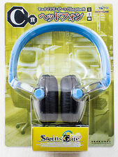 Steins ; Gate Headphone Mayuri Shiina Blue Ver. Taito JAPAN ANIME MANGA