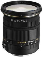 Sigma 17-50mm F2.8 EX DC OS HSM Lens for Canon AF