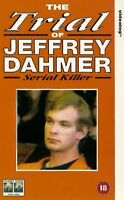 RARE VHS TAPE 'THE TRIAL OF JEFFREY DAHMER'