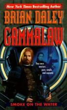 Smoke on the Water (Gammalaw 1)-ExLibrary