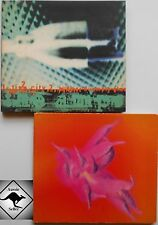 THE AMPS  Tipp City CD  +  Facing the Wrong Way  Compilation CD 1995 Kim Deal