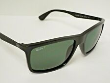 Authentic Ray-Ban RB 4228 601/9A Black Green Classic G-15 Polar Sunglasses $238