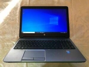 HP ProBook 650 G1 15.6 inch FHD- i5-4300M/4GB RAM/320GB/Software & OS