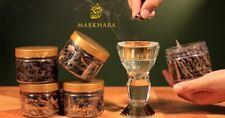 1x 30g PREMIUM Malaysia Agarwood MADEENA RAUDHAH Bakhoor Oud Chip Incense Burner