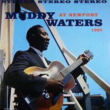 Muddy Waters AT NEWPORT (DELUXE) Live Album 180g GATEFOLD Dol NEW VINYL LP