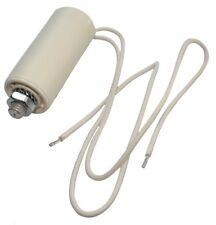 Condensateur permanent pour moteur 2.5µF 470V précâblé Ø25x55mm ±5% 10000h