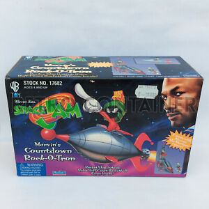 Playmates Toys - WB SPACE JAM - Marvin's Countdown Rock-O-Tron MISB MOC NEW
