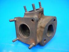 BMW E23 745i Turbo OEM Exhaust Gas Flow Part# 11651271968