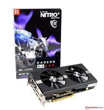 Sapphire NITRO+ Radeon Rx580 (11265-01-20G) Grafikkarte