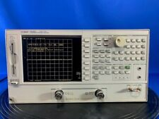 Agilent 8753Es Network Analyzer 30 kHz - 6 Ghz