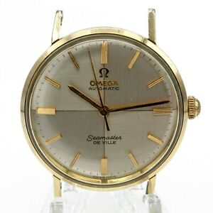 VINATGE OMEGA SEAMASTER DE VILLE 32MM AUTOMATIC GENTS WATCH, HEAD ONLY #W5582-2
