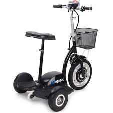Electric Mobility Vehicle Scooter MotoTec Trike 350 Watt Seat 36v Hub Motor 2015