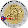 2 Euro Commémorative Finlande 2020 - Université de Turku UNC NEUVE