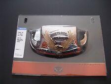 New OEM Harley-Davidson Softail FLT FLHR   Front Fender Trim LIVE TO RIDE