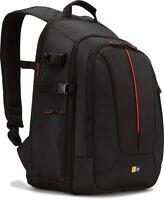 CASE LOGIC SLR CAMERA LAPTOP LENS RUCKSACK CASE PROTECTIVE BAG BACKPACK DCB309