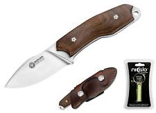 Böker Arbolito El Héroe City Knife Lederscheide Mosaikpin & Ni-Glo Safety Marker