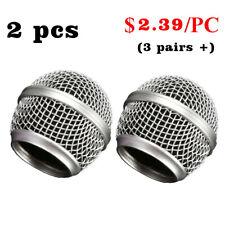 Replacement Microphone Grille Ball Mesh Head for Shure SM58 Beta AKG Sennheiser