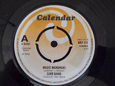 Sarr Band - Magic mandrake / Mephisto        Top Calendar 45
