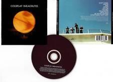 """COLDPLAY """"Parachutes"""" (CD) 2000"""