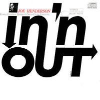 In 'N Out by Joe Henderson (CD, Jun-1994, Blue Note (Label))
