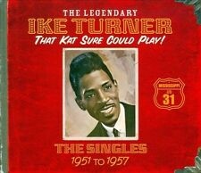 That Kat Sure Could Play!: The Singles 1951-1957 [Box] by Ike Turner (CD,...