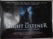 Cinema Poster: NIGHT LISTENER, THE 2006 (Quad) Robin Williams Toni Collette