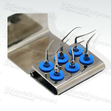 P1 P3 P4 P2L P2R Dental Scaler tips Perio For EMS WOODPECKER With Tips Holder