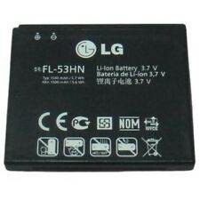 New OEM LG FL-53HN Battery * Thrill 4G P990 P999 G2X Optimus 2X Li-ion 1540 mAh