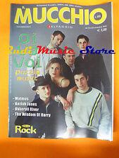 Rivista MUCCHIO SELVAGGIO 555/2003 Oi Va Voi Matmos Okkervil River Santana No cd