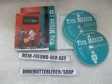 CD Ethno Viva Mexico - 2Disc (36 Song) MEMBRAN