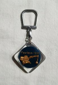 Porte clés BOURBON Poclain TY45